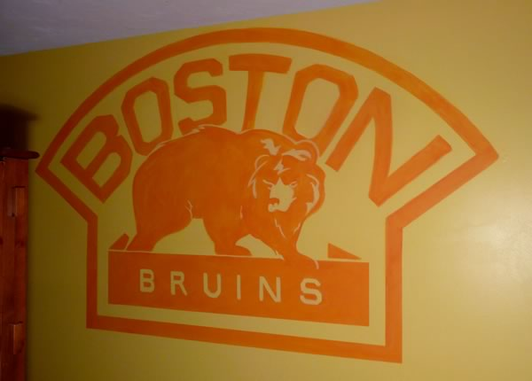 Boston Sports Murals